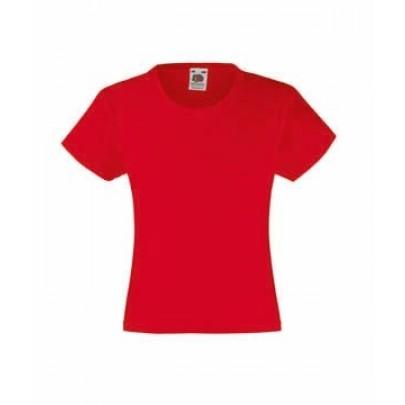 Fruit T-shirt  Bambina Valueweight FR610050