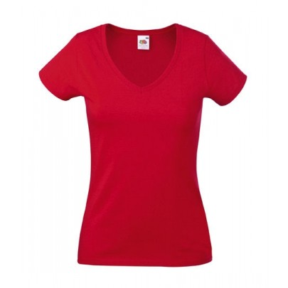 Fruit T-Shirt  Donna Valueweight collo a V FR613980