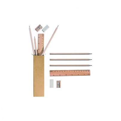 Set matite natural PD582