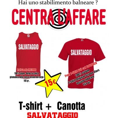 Canotta+T-Shirt