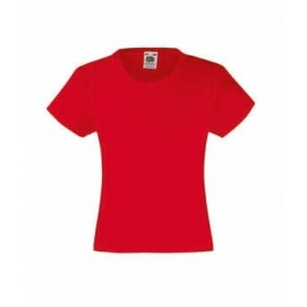 Fruit T-shirt  Bambina Valueweight FR610050