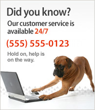 Servizio clienti Serigrafando 0185 479005.